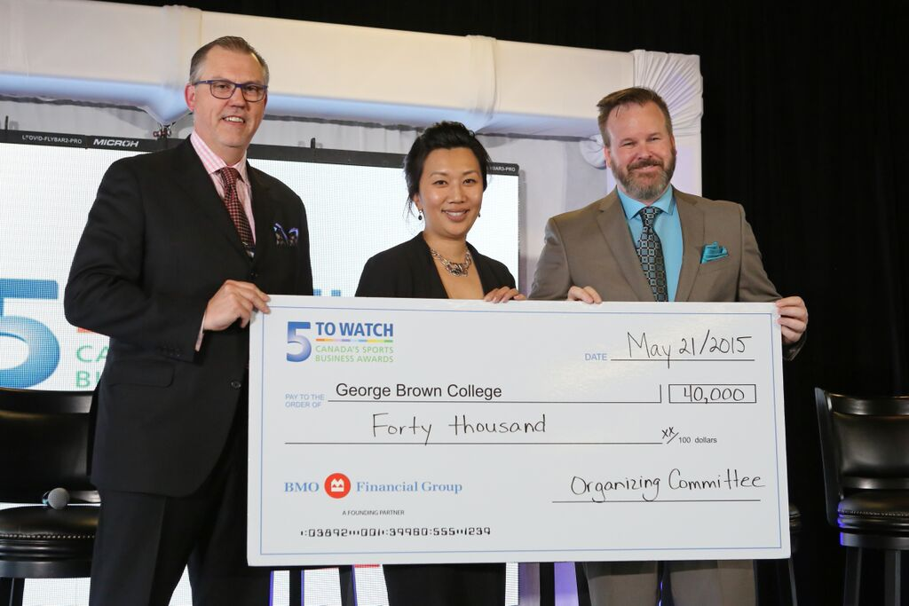 George Brown College 5 To Watch Awards
